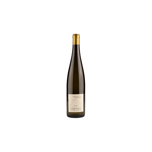 Vin d Alsace-Domaine Trapet Alsace-Riesling Beblenheim-blanc-Blanc-2015