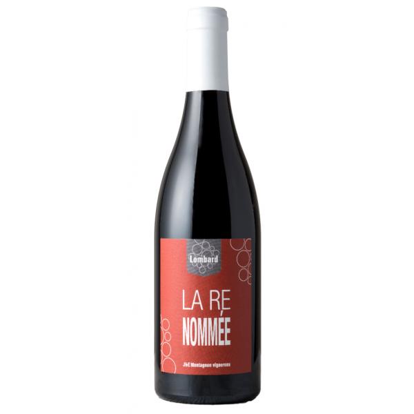 IGP Drome-Domaine Lombard-La Re-nommée-rouge-Rouge-2017