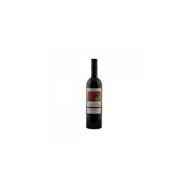 Luberon-Château Fontvert-rouge-Rouge-2018