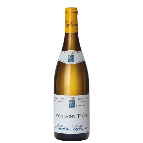 Montagny-Olivier Leflaive-1er Cru-blanc-Blanc-2015