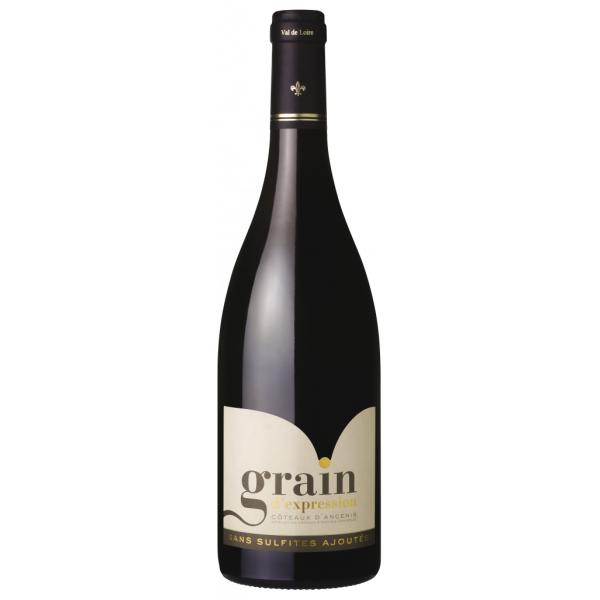 Coteaux d Ancenis-Vigneron de la Noëlle-Grain D Expression Gamay (Sans Sulfites)-rouge-Rouge-2019