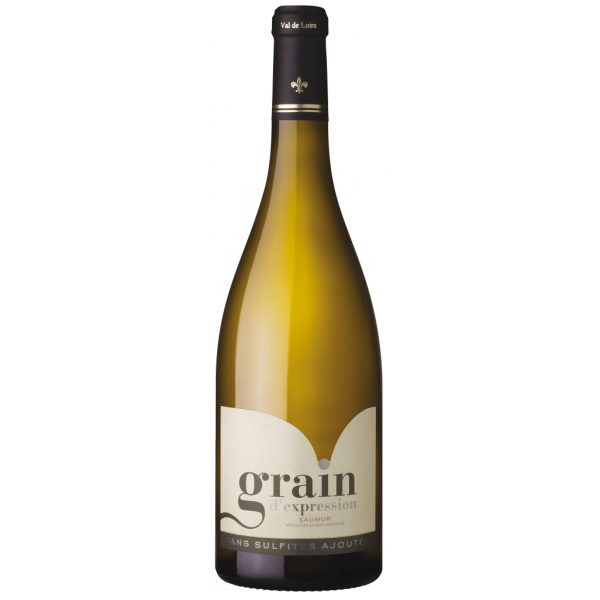 Saumur-ALLIANCE LOIRE-Grain d'Expression (Sans Sulfites Ajoutes)-blanc-Blanc-2018