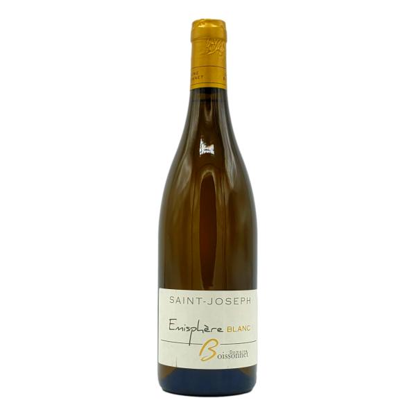 Saint Joseph-Domaine Boissonnet-Emisphère-blanc-Blanc-2020