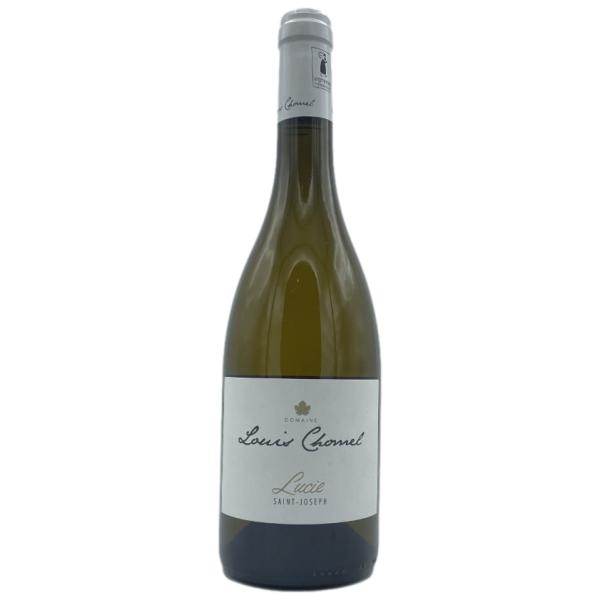 Saint Joseph-Domaine Louis CHOMEL-Lucie-blanc-Blanc-2019