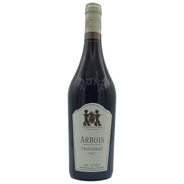 Arbois-Fruitière Vinicole d Arbois-Trousseau-rouge-Rouge-2017