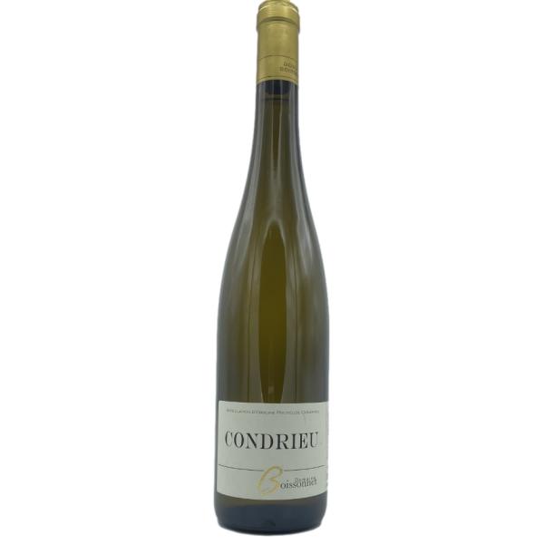 Condrieu-Domaine Boissonnet-blanc-Blanc-2018