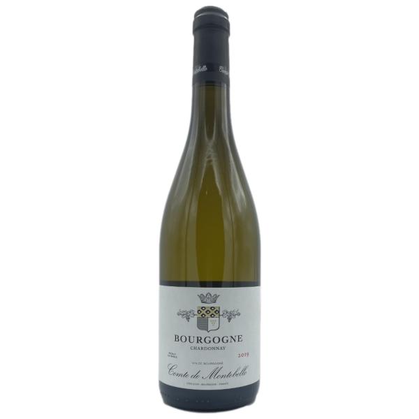 Bourgogne-Comte de Montebello-Chardonnay-blanc-Blanc-2019
