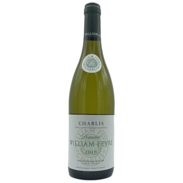 Petit Chablis-William Fevre-blanc-Blanc-2018
