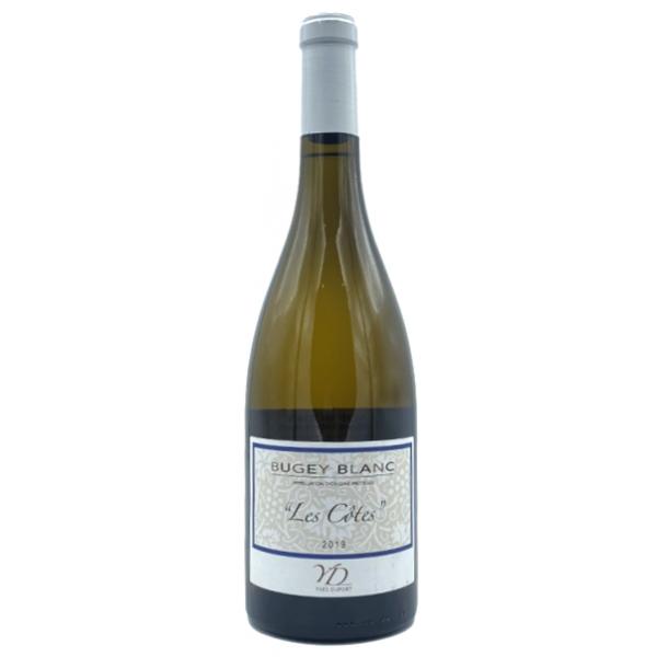 Vin du Bugey (AOC)-Maison DUPORT-Les Cotes-blanc-Blanc-2019